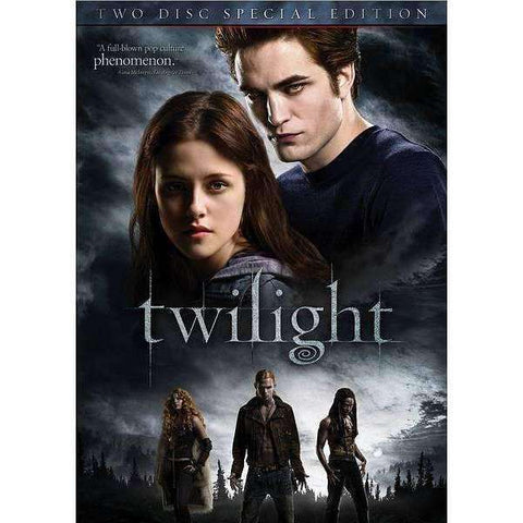DVD | Twilight (Two-Disc Special Edition),,The CD Exchange
