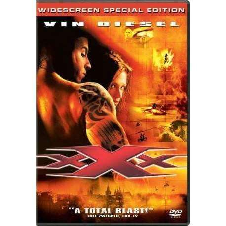DVD | XXX (Widescreen Special Edition),Widescreen,The CD Exchange