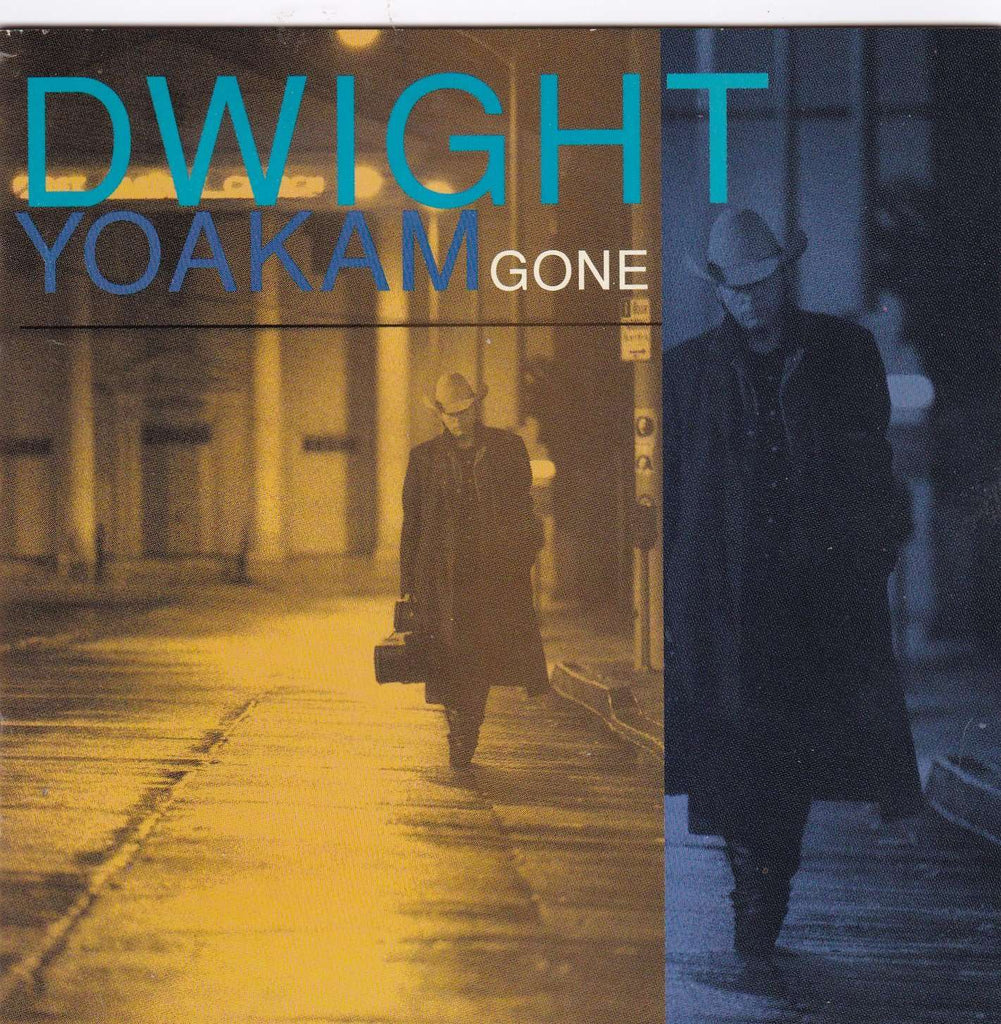 Dwight Yoakam - Gone - CD,The CD Exchange