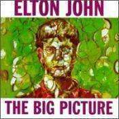Elton John - The Big Picture - CD,,The CD Exchange