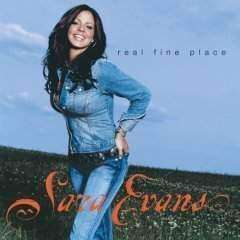 Sara Evans - Real Fine Place - CD - The CD Exchange