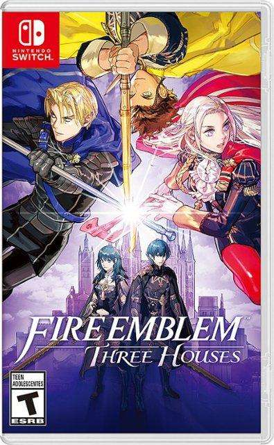 Fire Emblem: Three Houses - Nintendo Switch - The CD Exchange