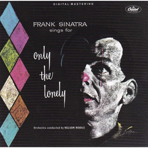 Frank Sinatra - Sings For Only The Lonely - Used CD,The CD Exchange