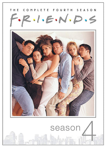 DVD - Friends: Season 4 - The CD Exchange