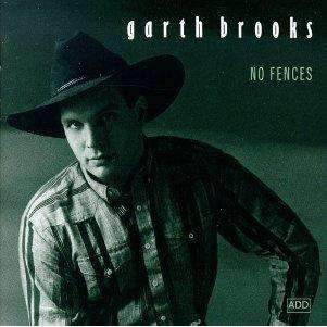 Garth Brooks - No Fences - Used Country Music CD - The CD Exchange