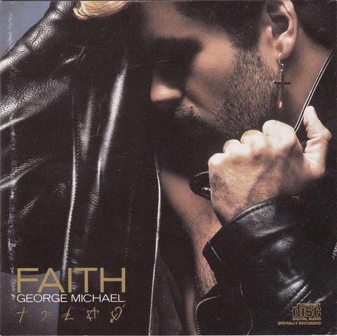 George Michael - Faith - CD - The CD Exchange