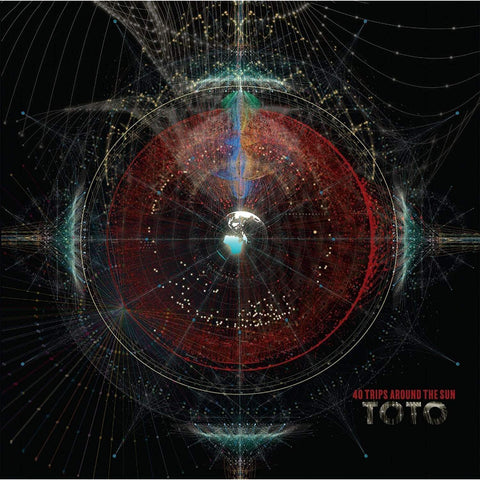 Greatest Hits - 40 Trips Around The Sun | Toto,The CD Exchange
