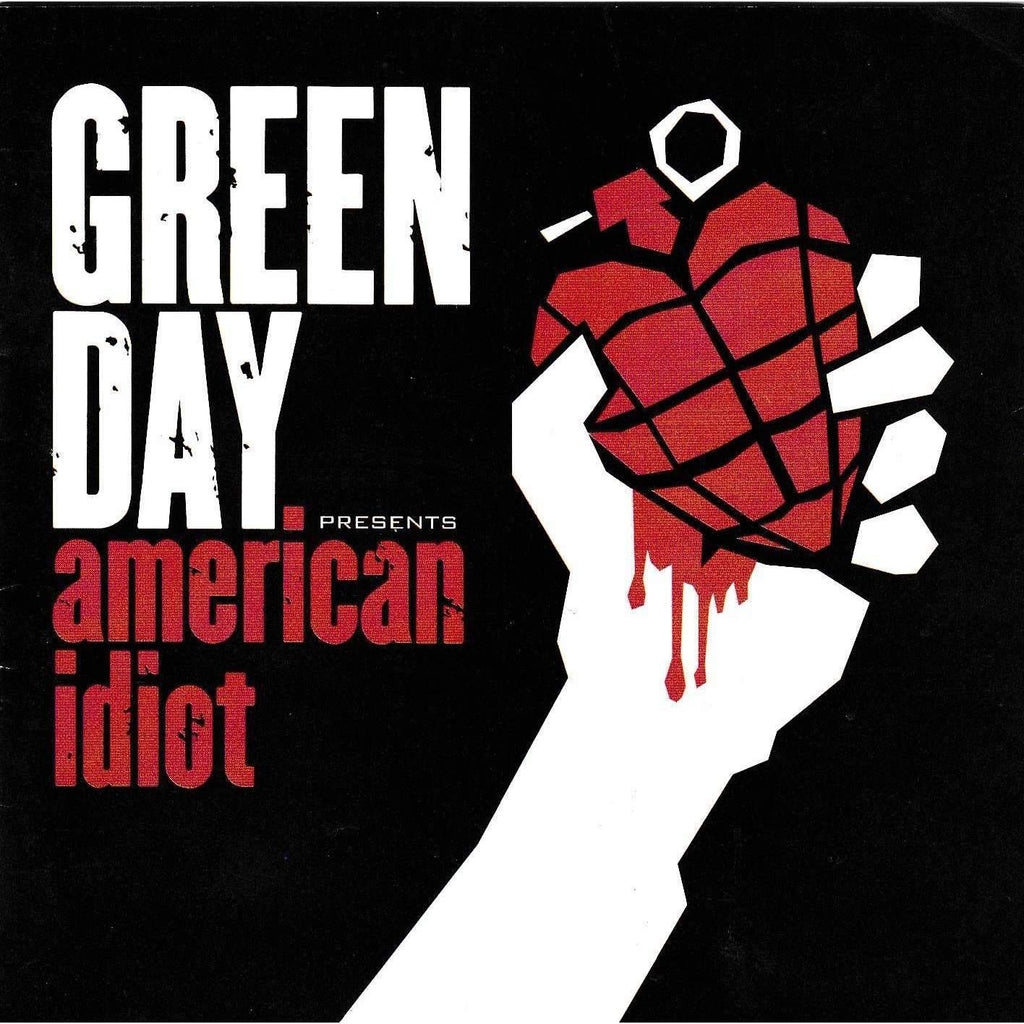 Green Day - American Idiot - CD - The CD Exchange