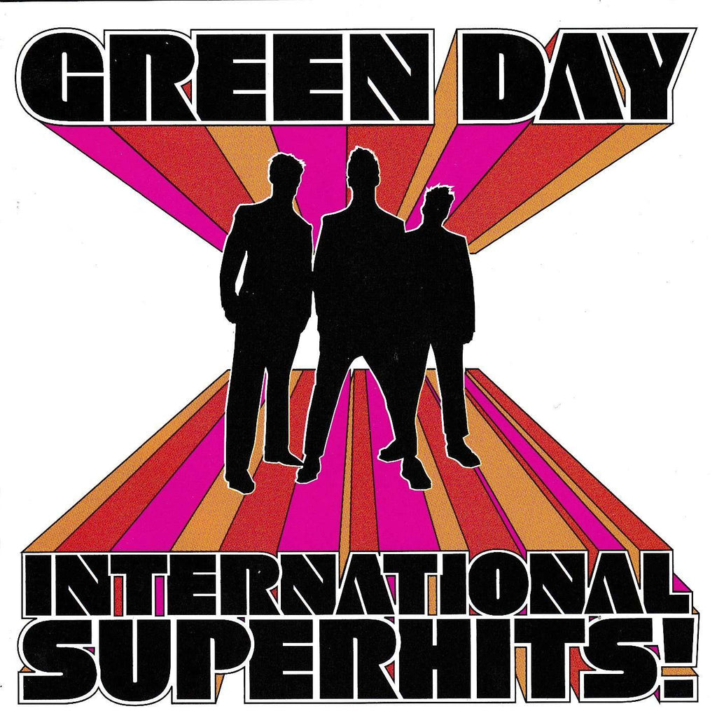 Green Day - International SuperHits! - Used CD - The CD Exchange