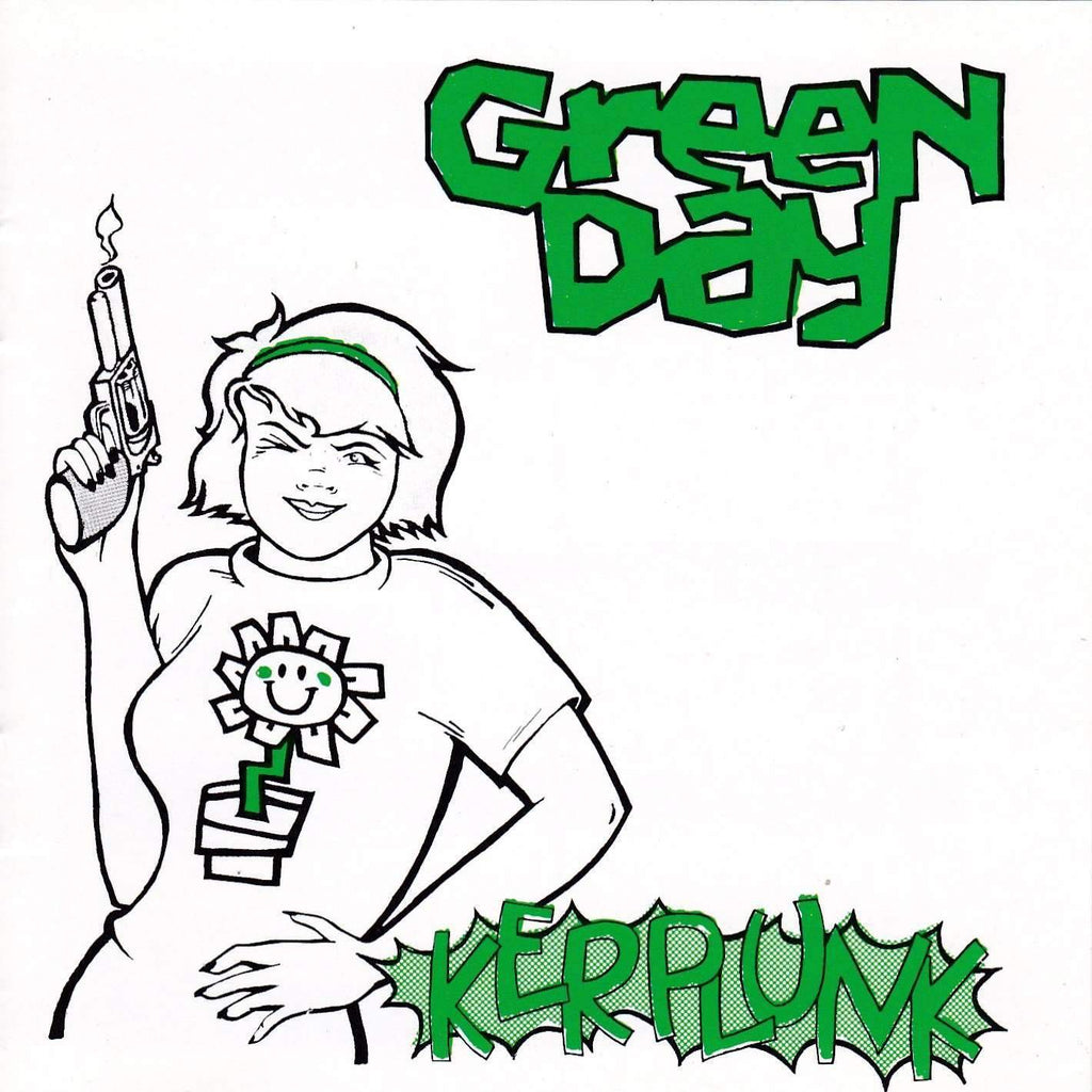 Green Day - Kerplunk - Used CD,The CD Exchange