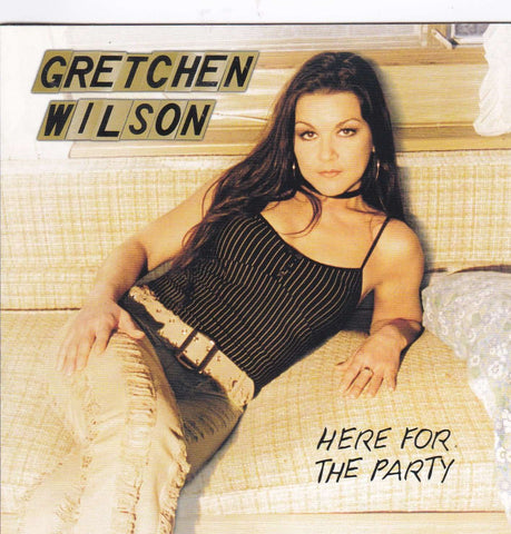 Gretchen Wilson - Here For The Party - CD,CD,The CD Exchange