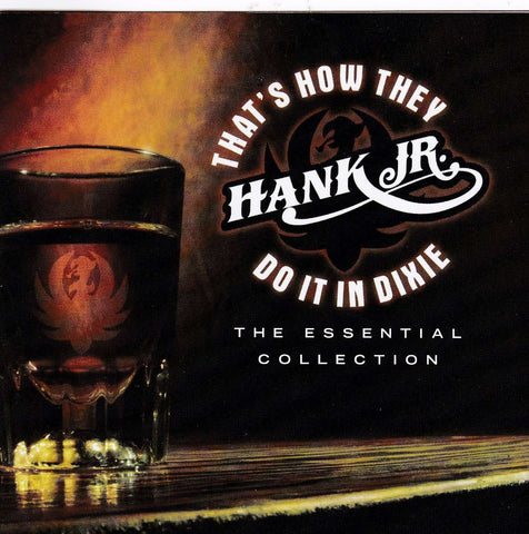 Hank Williams Jr. - Do It In Dixie - CD,CD,The CD Exchange