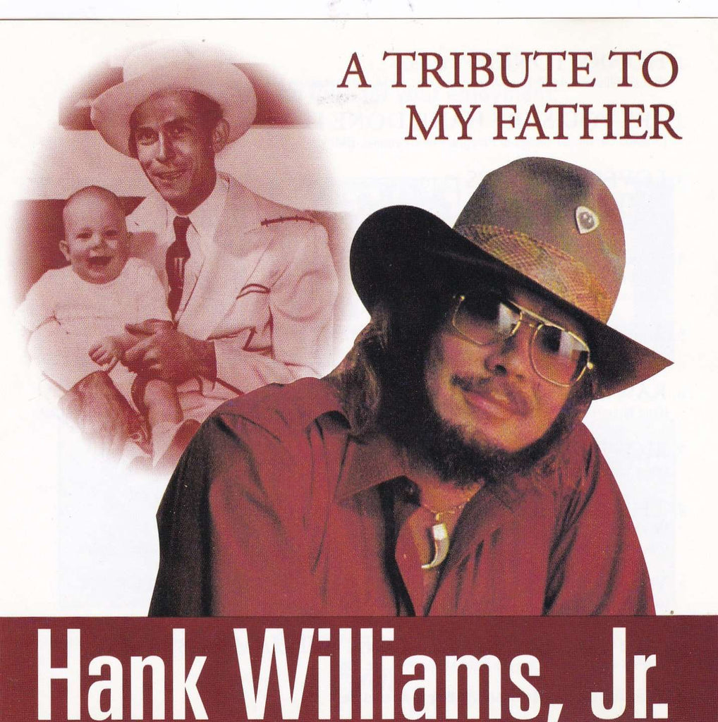 Hank Williams Jr. - Tribute to My Father - CD,CD,The CD Exchange