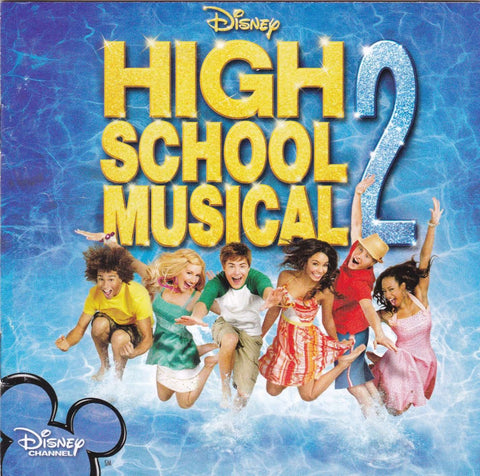High School Musical 2 - Soundtrack - CD,CD,The CD Exchange