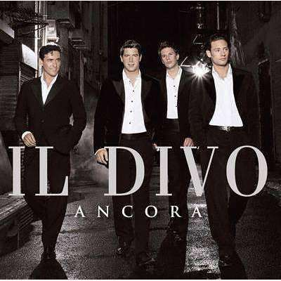 Il Divo - Ancora - Used CD,,The CD Exchange