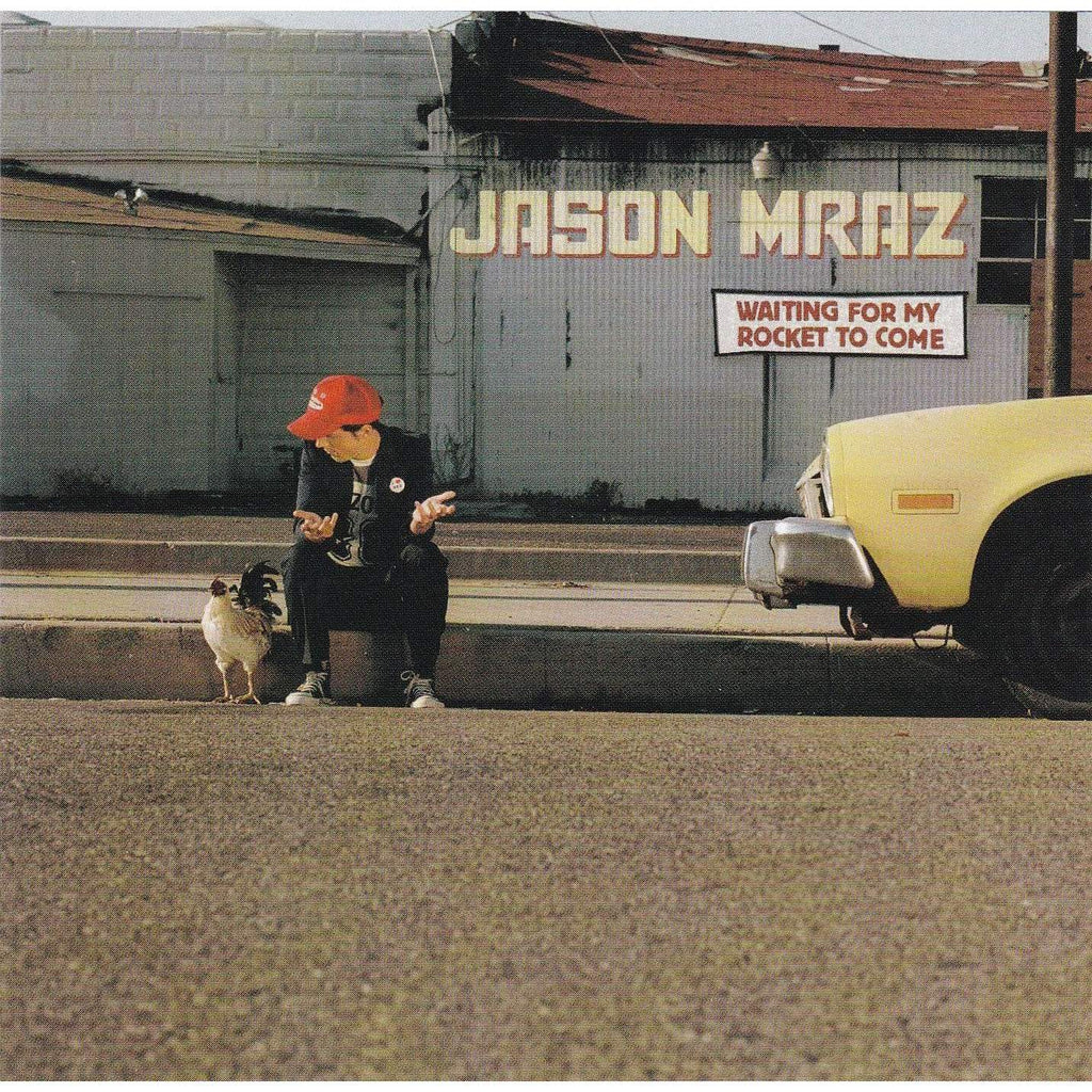 Jason Mraz - Waiting For My Rocket To Come - CD - The CD Exchange