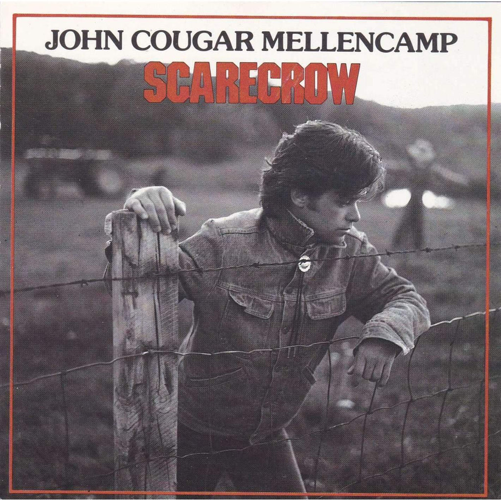 John Cougar Mellencamp - Scarecrow - Used CD - The CD Exchange