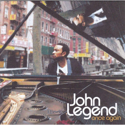 John Legend - Once Again - CD - The CD Exchange