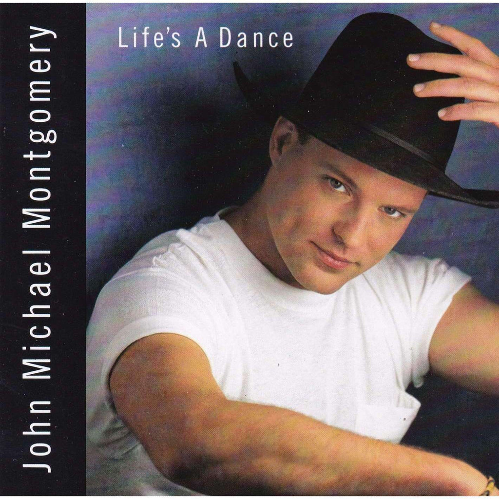 John Michael Montgomery - Life's A Dance - Music CD,The CD Exchange