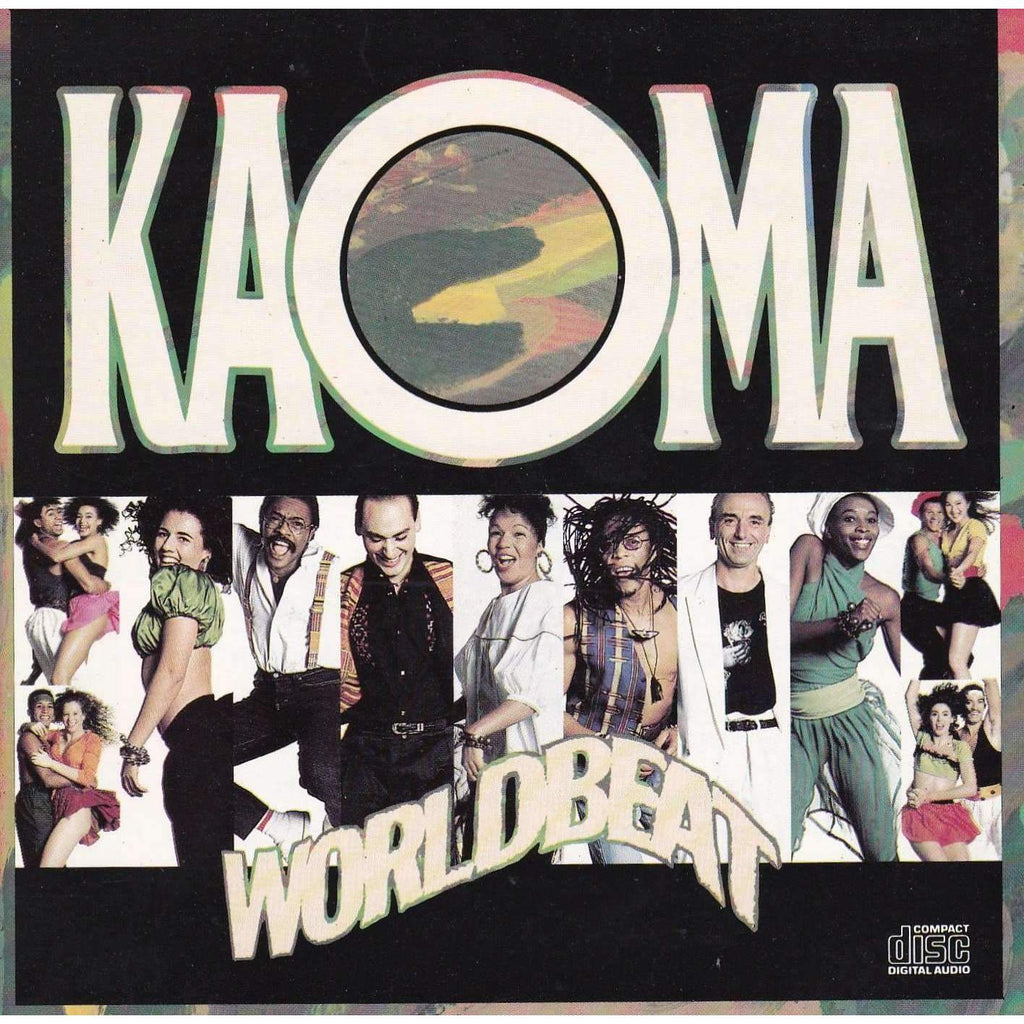 Kaoma | Worldbeat | Used Music CD - The CD Exchange