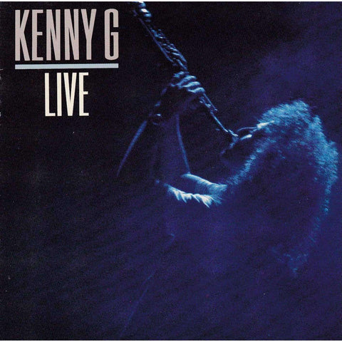 Kenny G - Kenny G Live - Used CD - The CD Exchange