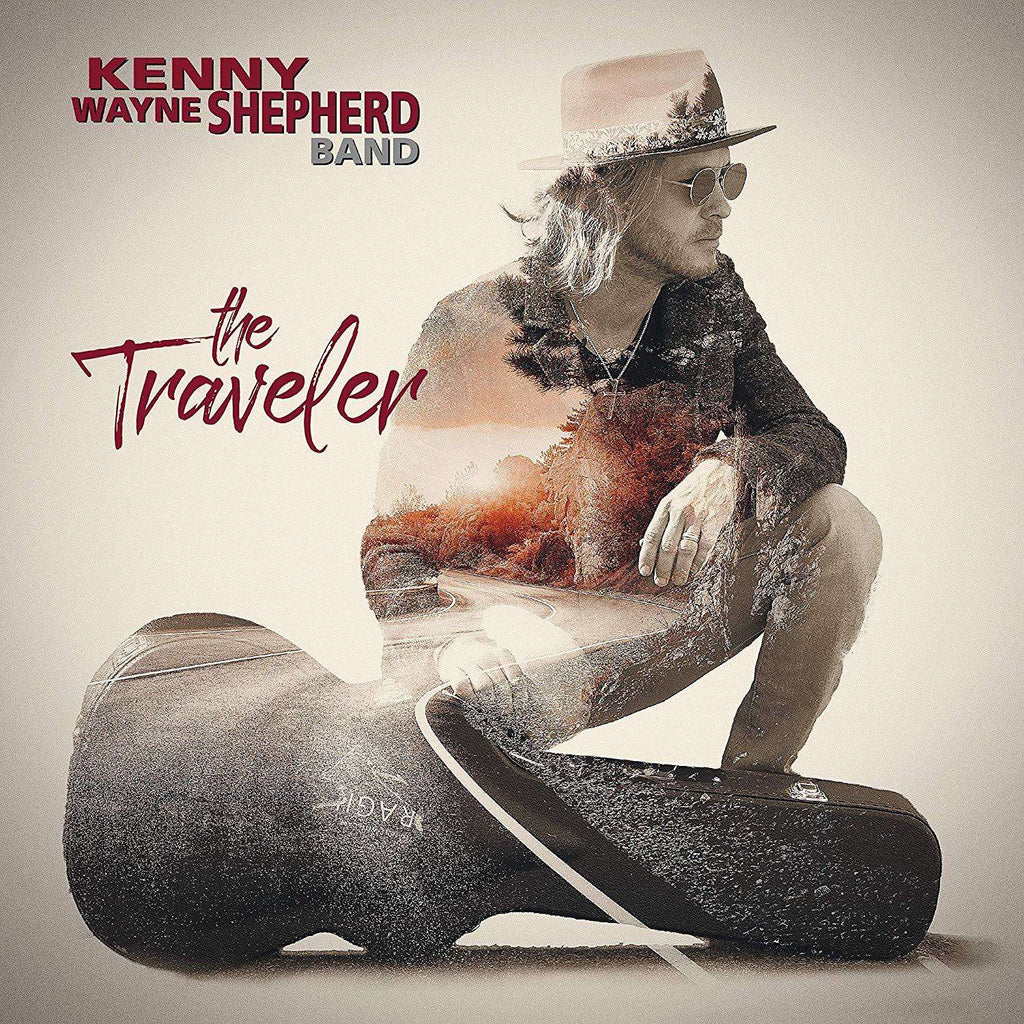 Kenny Wayne Shepherd - The Traveler - CD - The CD Exchange
