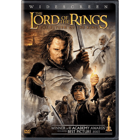 DVD - Lord Of The Rings: The Return Of The King (2-disc Widescreen) - The CD Exchange