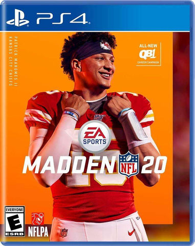 Madden NFL 20 - PlayStation 4,The CD Exchange