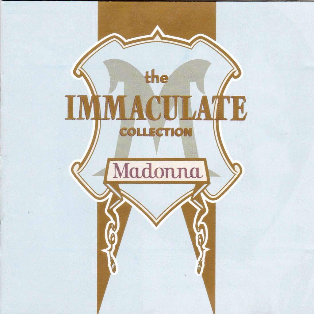 Madonna - The Immaculate Collection - CD - The CD Exchange