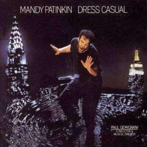 Patinkin, Mandy | Dress Casual,CD,The CD Exchange