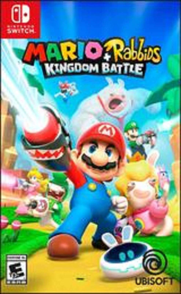 Mario + Rabbids Kingdom Battle - Nintendo Switch - The CD Exchange