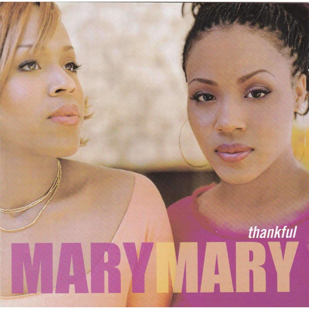 Mary Mary - Thankful - Used CD,The CD Exchange