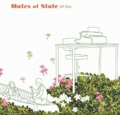 Mates Of State - All Day - CD - The CD Exchange