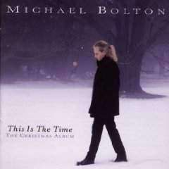 Bolton, Michael | This Is The Time: The Christmas Album,CD,The CD Exchange