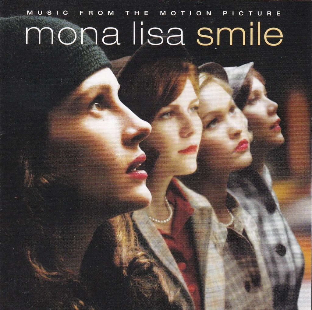 Soundtrack - Mona Lisa Smile - CD - The CD Exchange