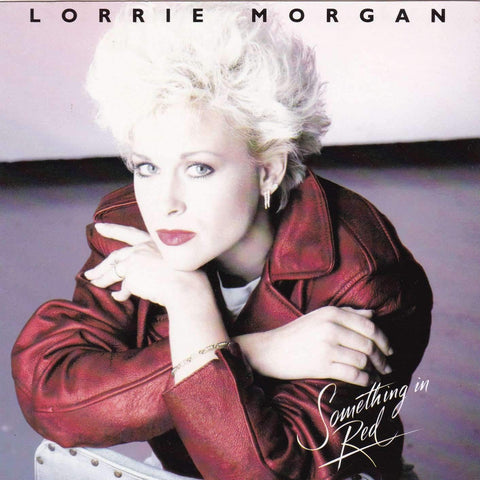 Lorrie Morgan - Something In Red - Used CD - The CD Exchange