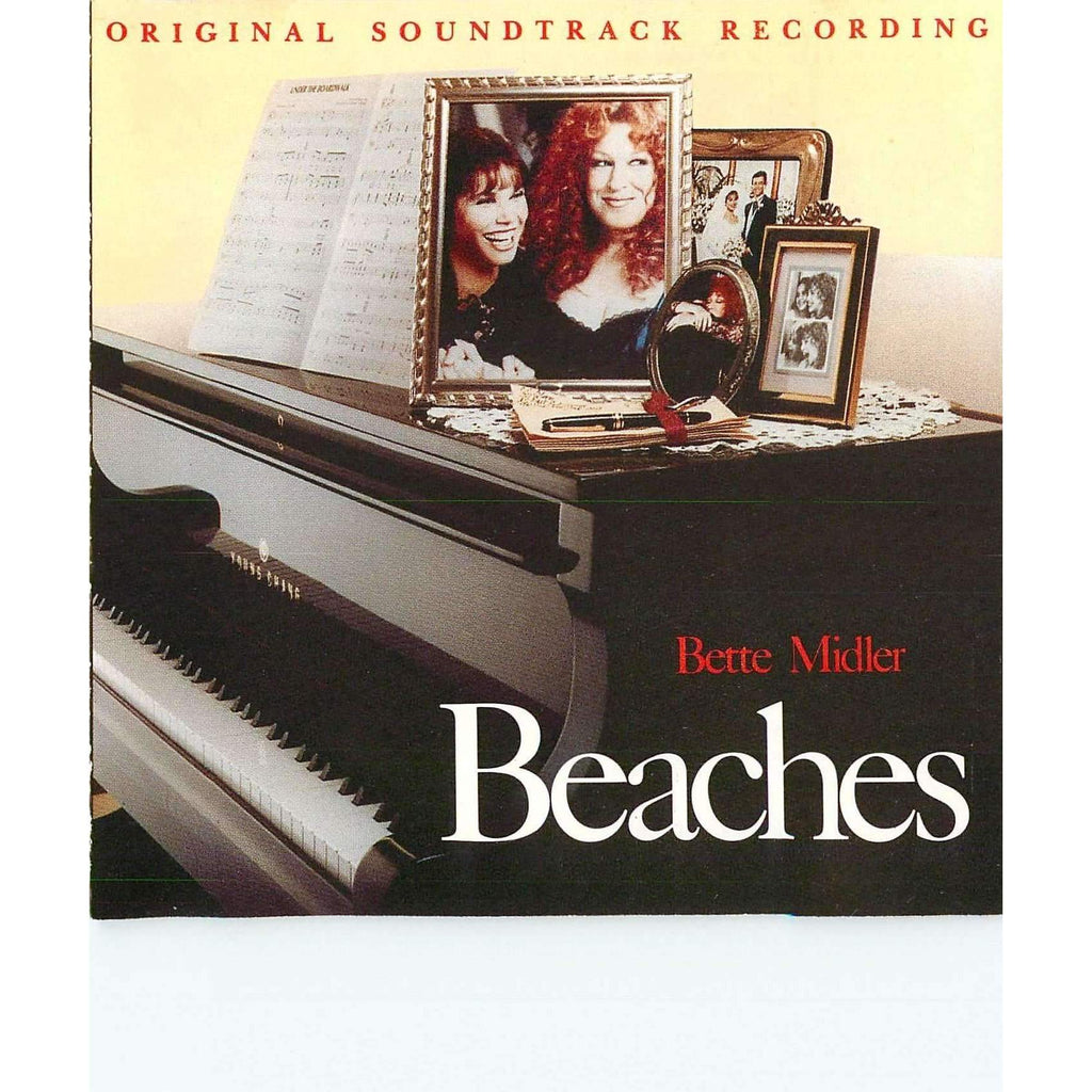 Soundtrack - Beaches - Used CD - The CD Exchange