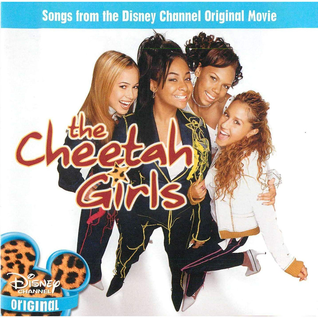 Soundtrack - The Cheetah Girls - Used CD - The CD Exchange