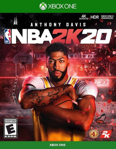 NBA 2K20 Standard Edition - Xbox One,The CD Exchange