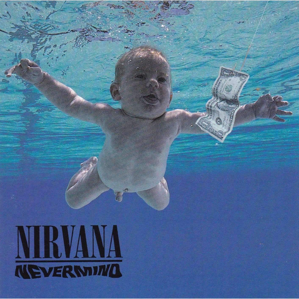 Nirvana - Nevermind - CD - The CD Exchange