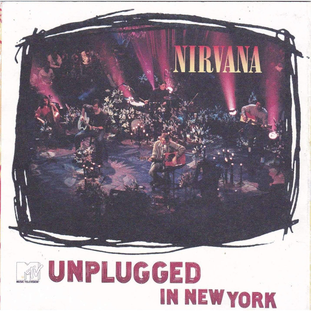 Nirvana  - Unplugged in New York - CD - The CD Exchange