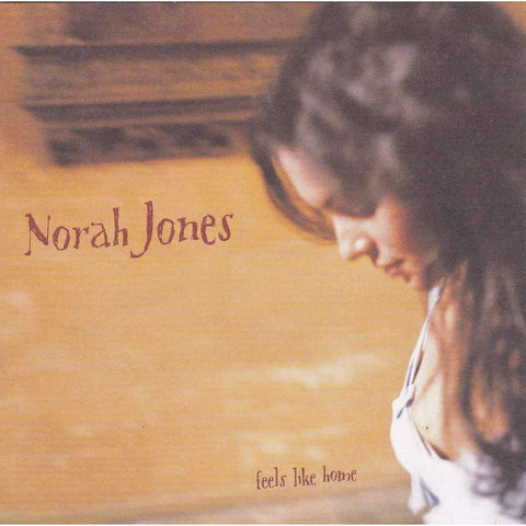 Norah Jones - Feels Like Home - Used CD,The CD Exchange