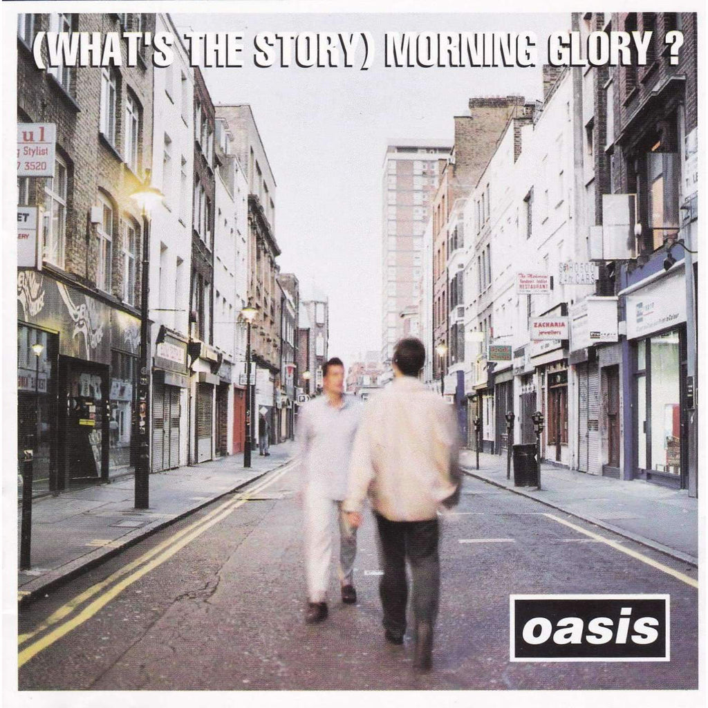 Oasis - (What's The Story) Morning Glory? - CD - The CD Exchange