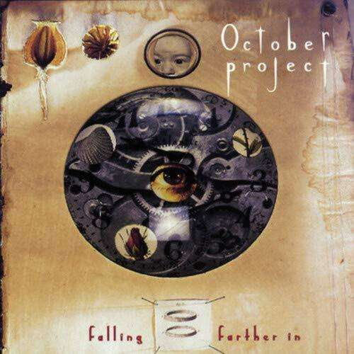 October Project - Falling Farther In - Clearance CD,The CD Exchange