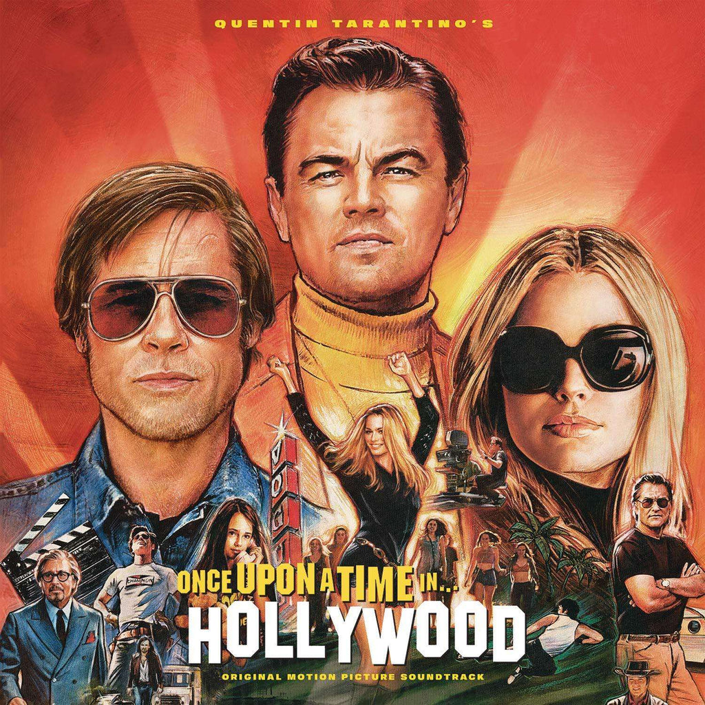Soundtrack - Once Upon a Time in Hollywood - CD - The CD Exchange