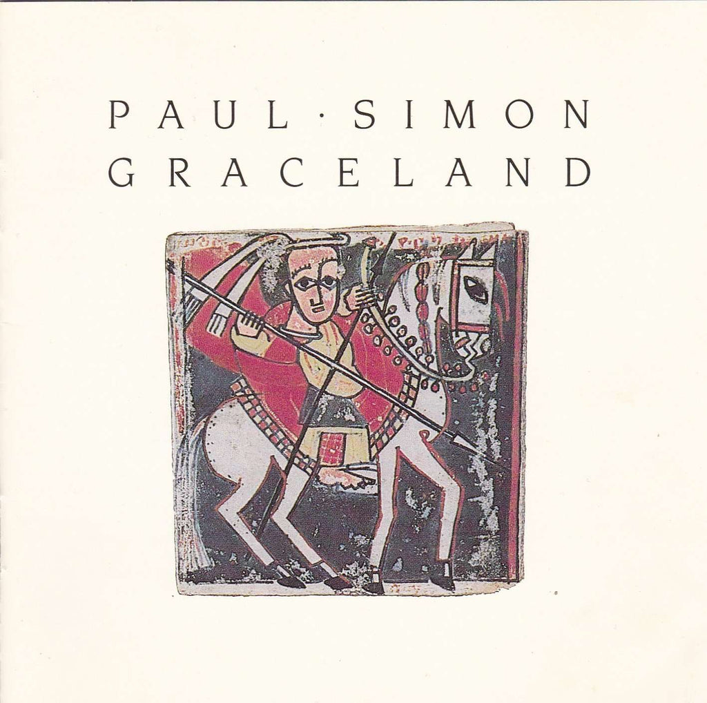 Paul Simon - Graceland - CD - The CD Exchange