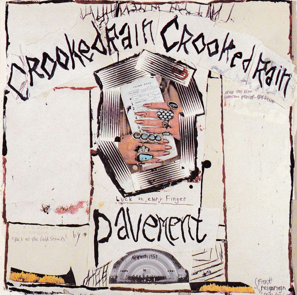 Pavement - Crooked Rain, Crooked Rain - Used CD,The CD Exchange