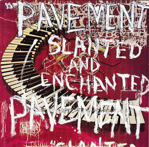 Pavement - Slanted And Enchanted - Used CD,The CD Exchange