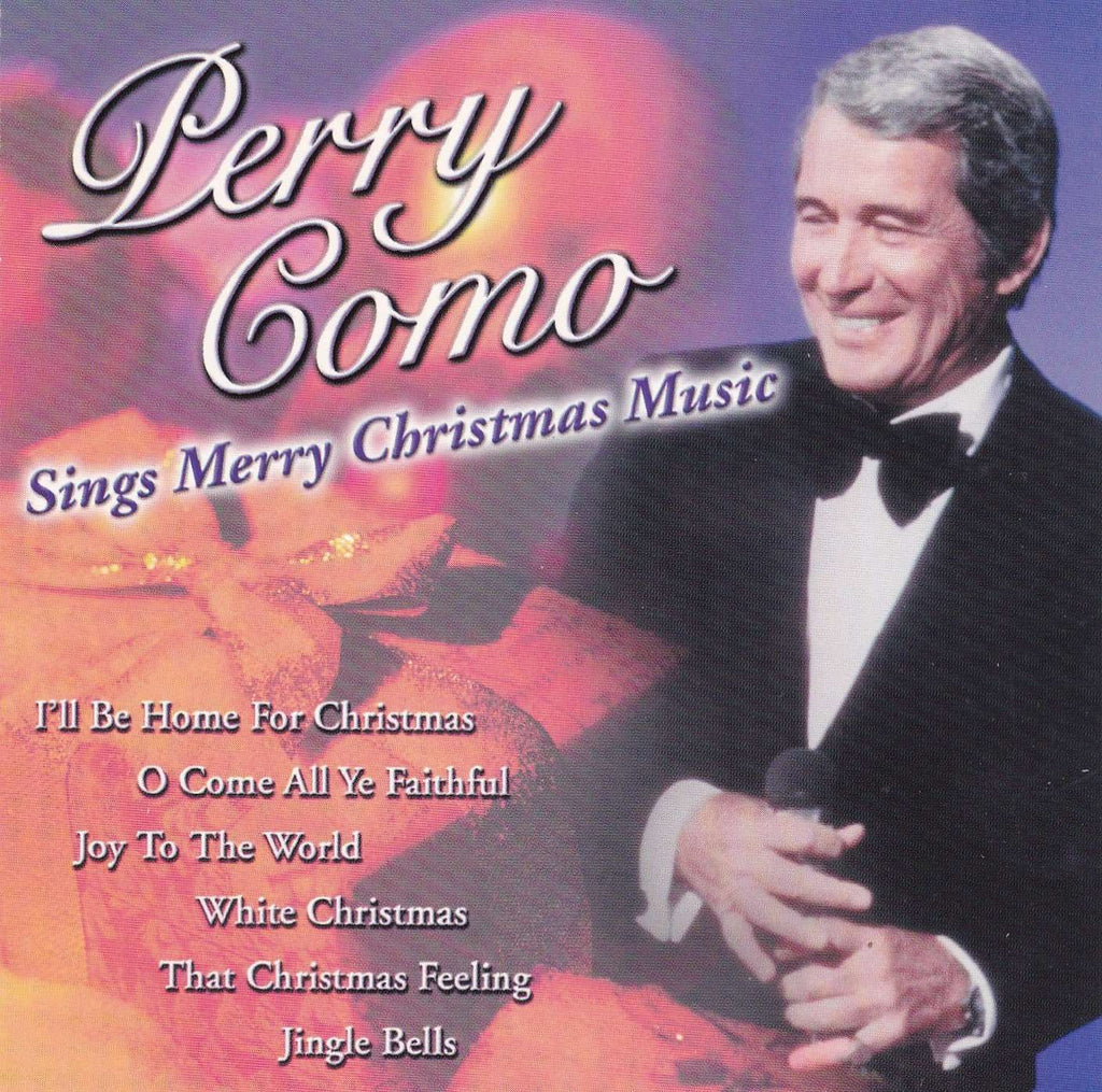 Perry Como - Sings Merry Christmas Music - Used CD,The CD Exchange