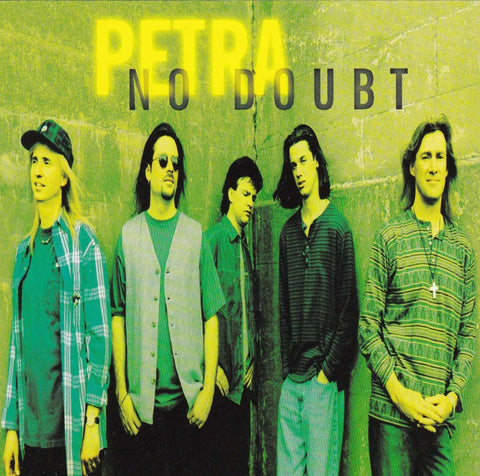 Petra - No Doubt - Used CD,The CD Exchange